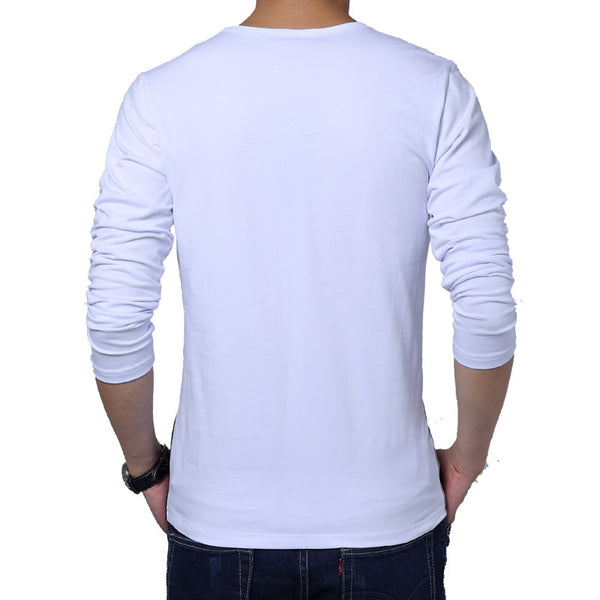 Casual Men T-Shirt (2 colors)