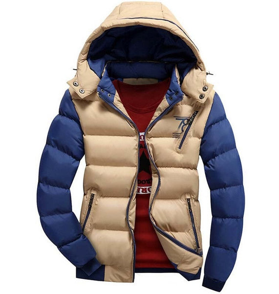 Men Winter Jacket available in 5 colors