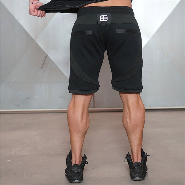 Sports Gym Shorts available in colorsc Dark Gray /Gray /Black