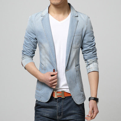 Denim Blazer 2 colors