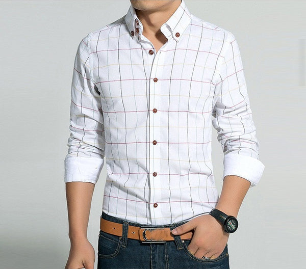Casual Shirt (4 colors)