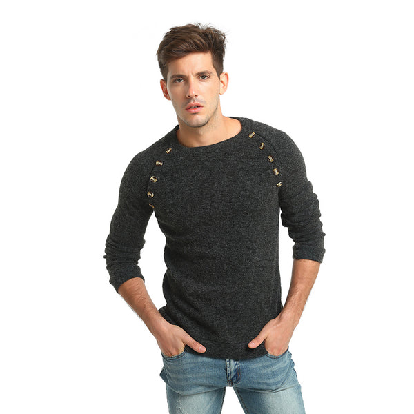 Slim men sweater 2 colors