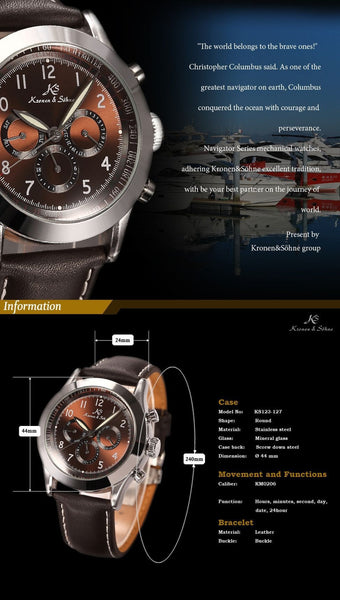 Automatic Mechanical Watch