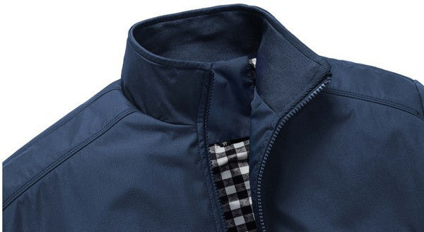 Men's Jacket Spring Autumn  (3 colors)