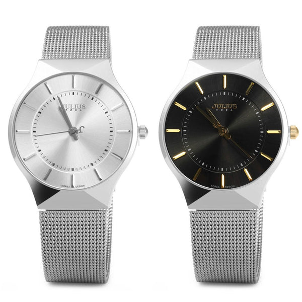 Quartz Men's Watches Thin available 2 colors