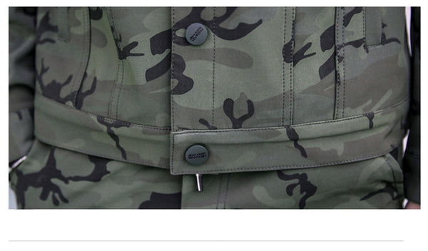 Uniform Jacket Camouflage 2 colors
