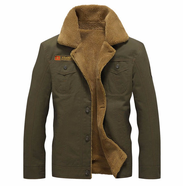 Winter Jacket Mens tactical 3  colors