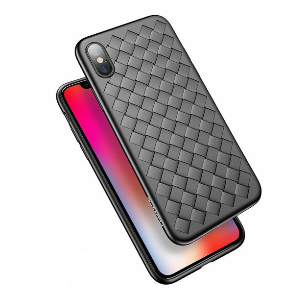 Luxury Grid Weaving Cases  for iPhone 5 colors