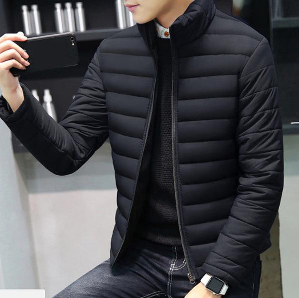 Contemporary Padded Fleece Jacket 3 colors