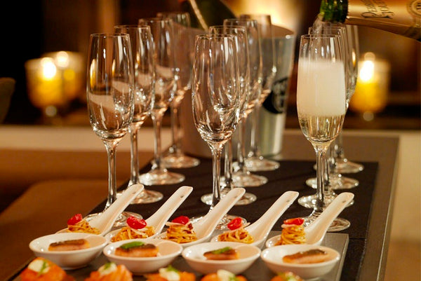 Pairing Sparkling Wine & Food