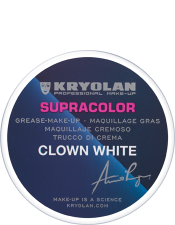 SUPRACOLOR CLOWN WHITE 80 G