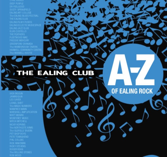 AZ of Ealing Rock Music