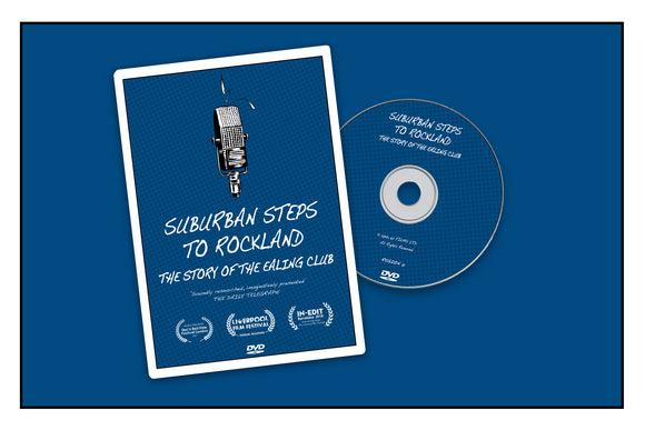 Suburban Steps To Rockland DVD