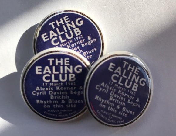 The Ealing Club Badge