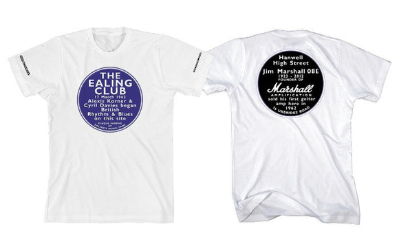 T shirts ealing club