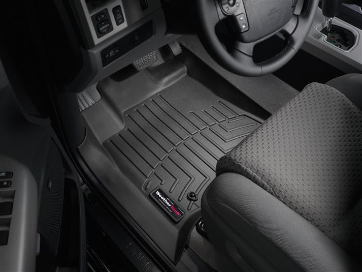 Weather Tech 2007-2013 Toyota Tundra Digital Fit Floor Mats Front