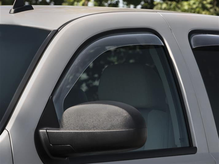 Weather Tech 2007-2013 Silverado Sierra Side Window Deflectors