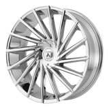 ASANTI-ABL-18 20x8.5 6x135.00/6x139.70 CHROME (30 mm)