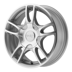 AMERICAN RACING-ESTRELLA 2 17x7.5 5x108.00/5x114.30 SILVER MACHINED (45 mm)