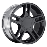 OE CREATIONS-108C 20x9 6x135.00 GLOSS BLACK (30 mm)