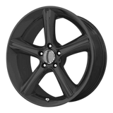 OE CREATIONS-109C 18x9 5x114.30 GLOSS BLACK (30 mm)