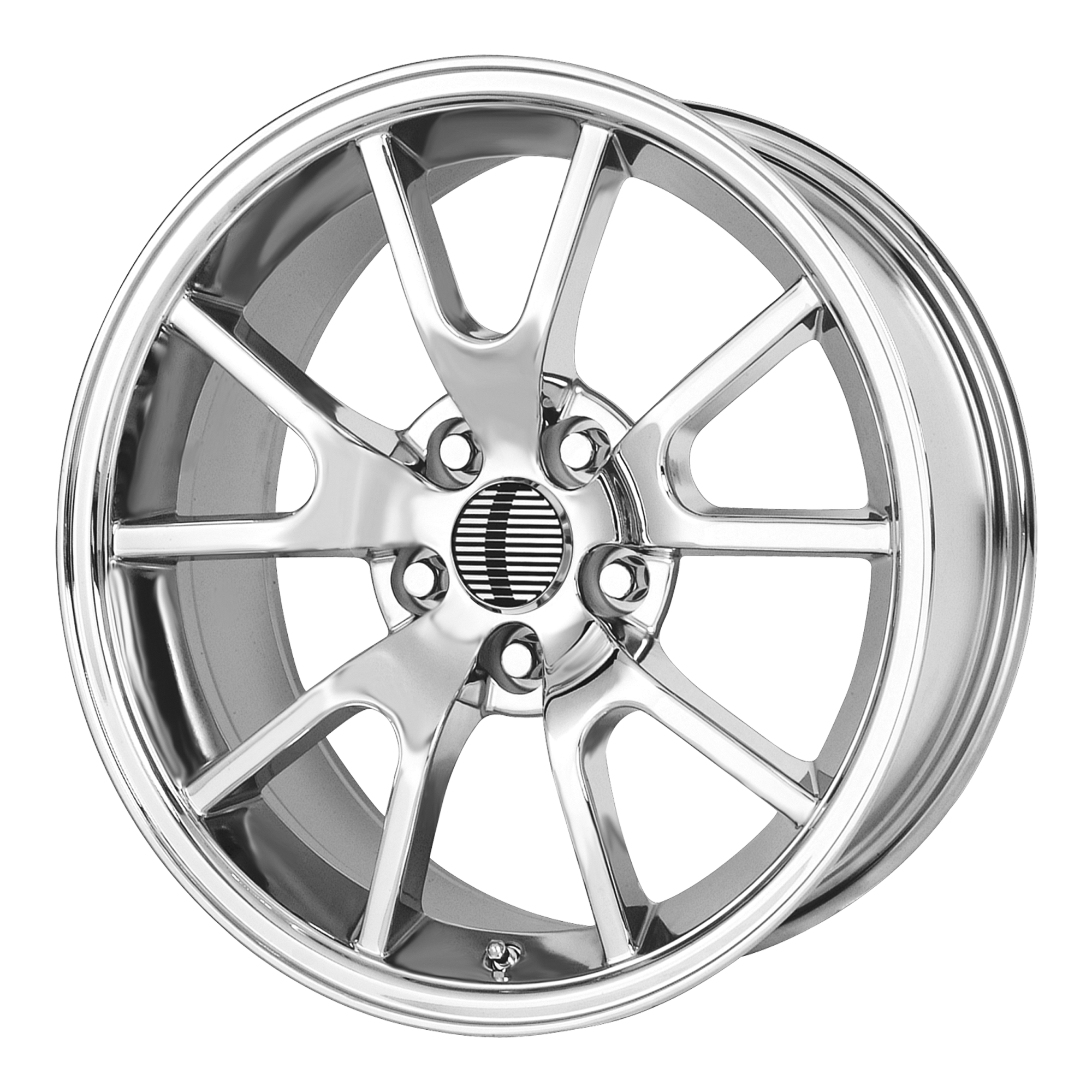 OE CREATIONS-118C 18x9 5x114.30 CHROME (30 mm)