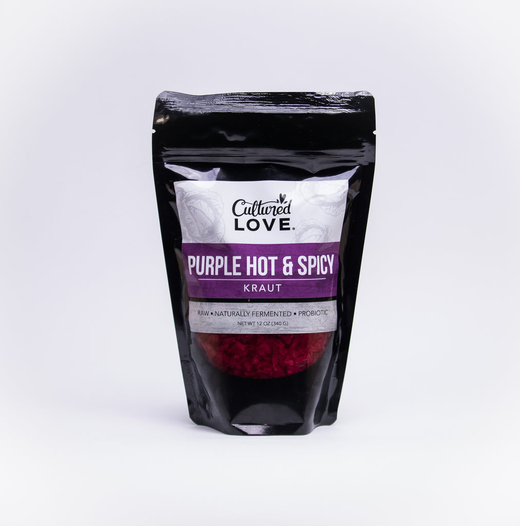 Purple Hot & Spicy - Cultured Love