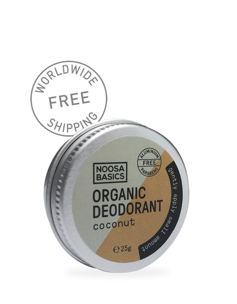 Deodorant Cream travel size
