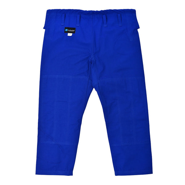 Kids JiuJitsufied Kimono Brand Co. - BJJ Pants -Ripstop Fabric - Blue
