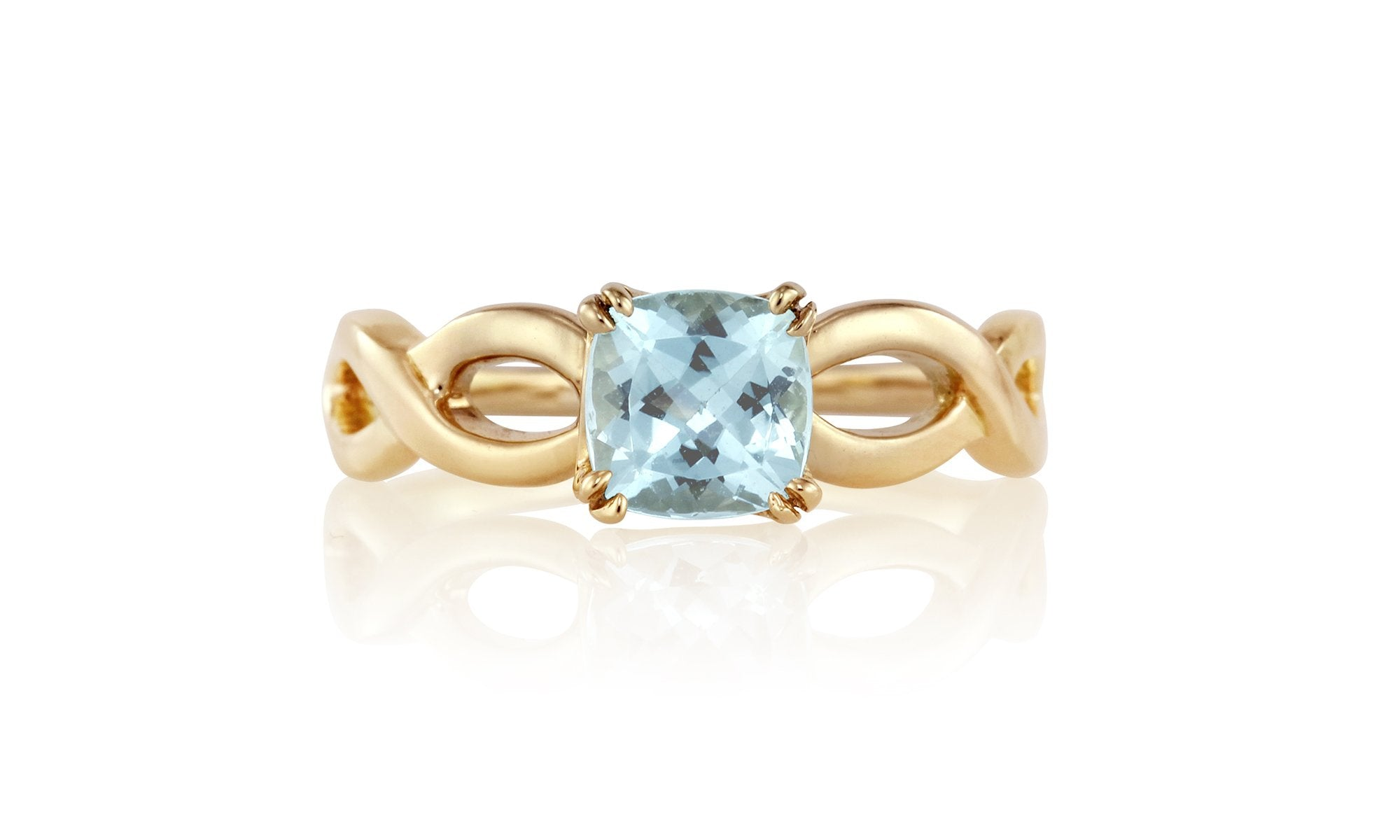 Aquamarine - March's Striking Blue Birthstone-Alysha Whitfield