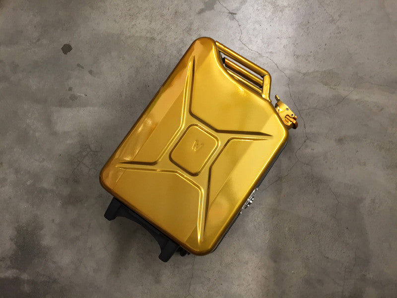 Limited Edition Dubai Gold G-case