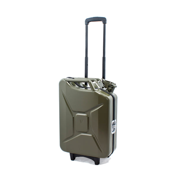 army green / nato g-case jerrycan luggage / travelcase