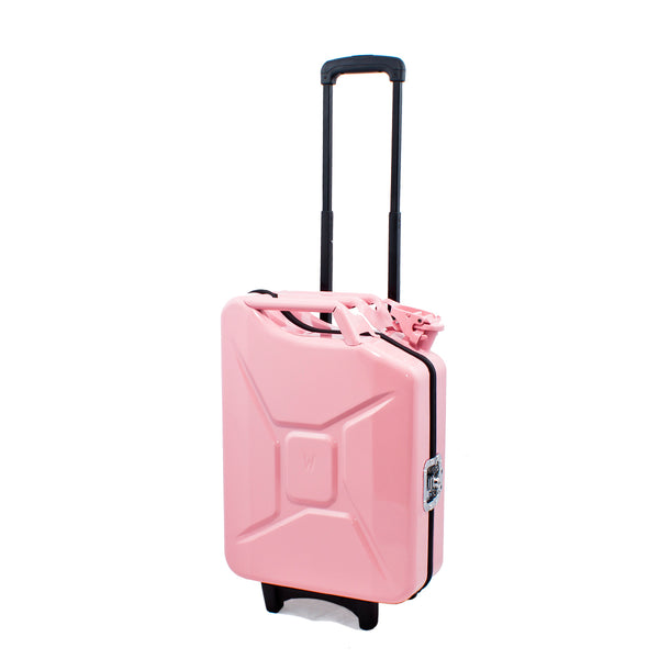pink g-case jerrycan luggage / travelcase