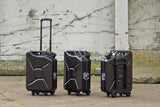 G-case black Carbon finish - G-case Travelcase - Official Store! - 2