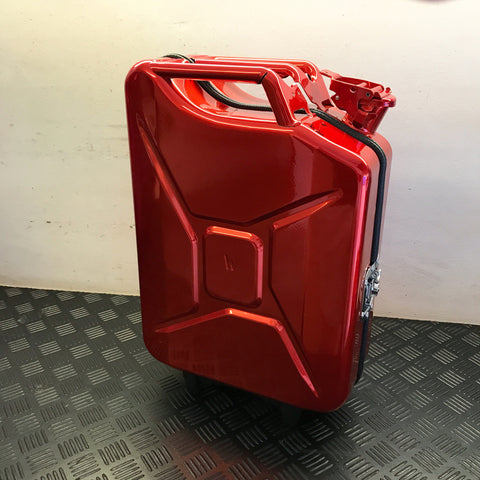 G-case Red Chrome