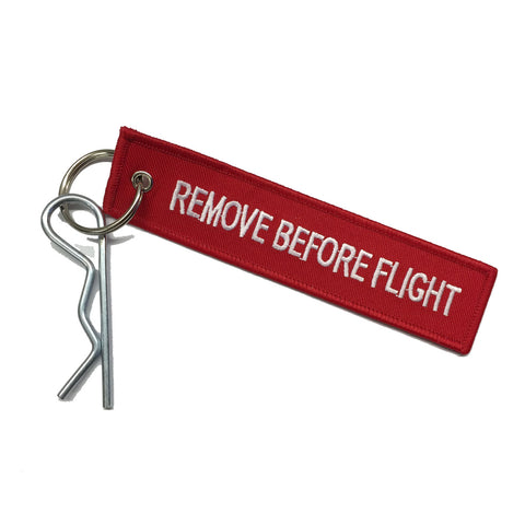 Remove Before Flight Red tag - G-case Travelcase - Official Store! - 1