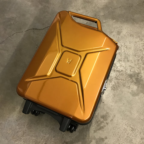 G-case Candy Gold Limited Edition - G-case Travelcase - Official Store! - 1