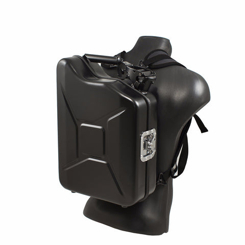 G-Case Backpack<br> Matte Black