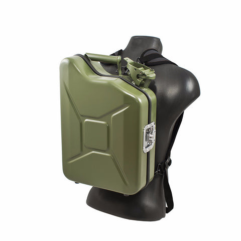 G-Case Backpack Military Green