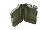 G-case Backpack Military Green - G-case Travelcase - Official Store! - 4