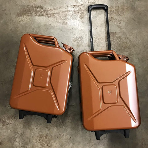 G-Case Travelcase<br> Noble Bronze