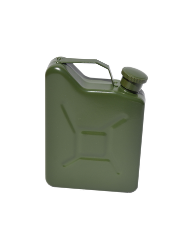G-Case Hipflask<br> Military Green