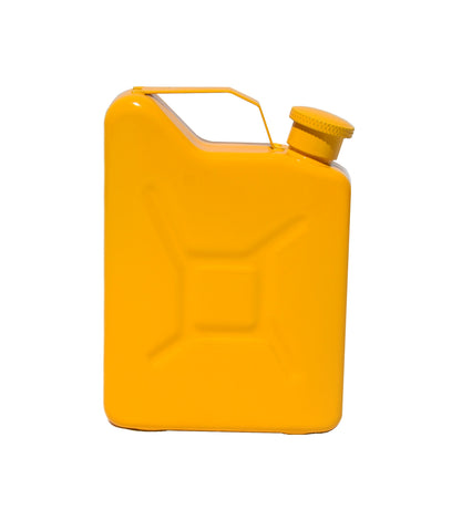 G-Case Hipflask<br> Yellow