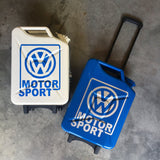 Vw Motorsport Limited Edition White - G-case Travelcase - Official Store! - 3
