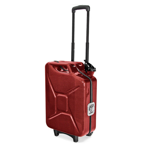G-case red Carbon finish - G-case Travelcase - Official Store! - 1