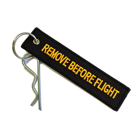 Remove Before Flight Black tag - G-case Travelcase - Official Store! - 1