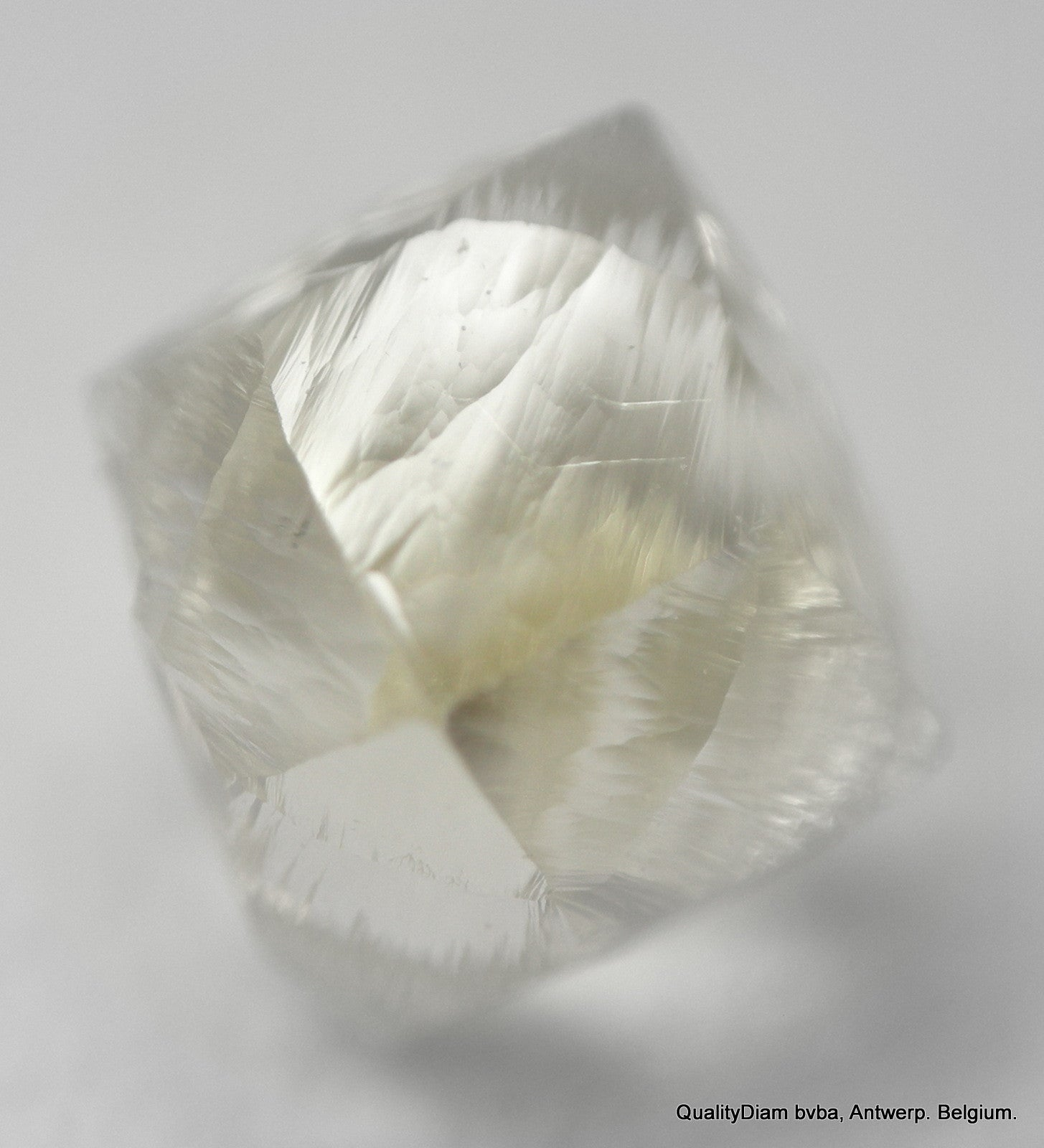 I VS1 0.50 CARAT Natural Billion Years Old Genuine Uncut Raw Diamond