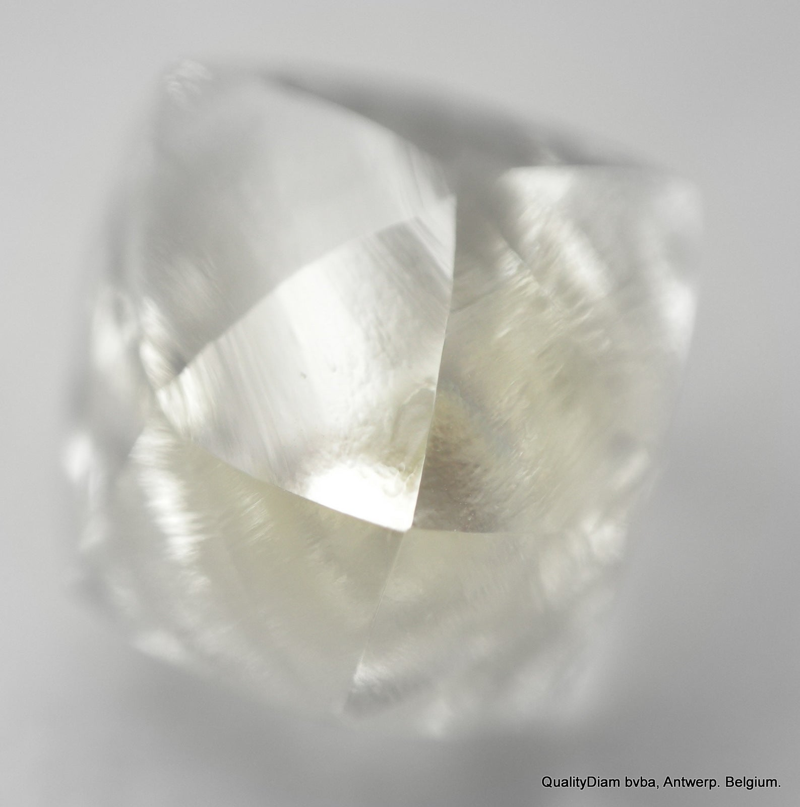 H VS1 1.15 CARAT Recently Mined 100% Natural Raw White Diamond