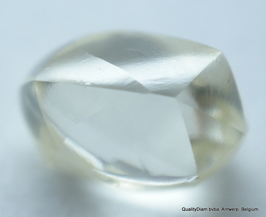 Buy Now & Enjoy Life Time As an Uncut Diamond Is Forever 0.78 Carat J Vvs2