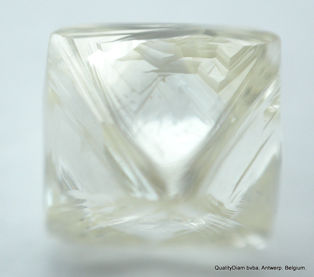For Rough Diamonds Jewelry Buy 1.32 Carat I Flawless Octahedron Diamond Crystal